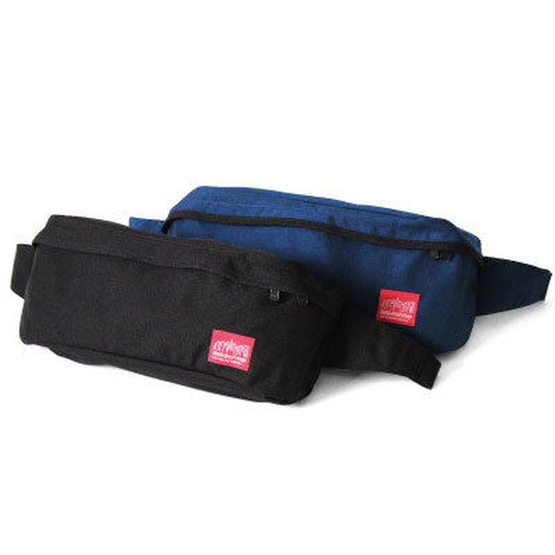 Manhattan Portage マンハッタンポーテージ ボディバッグ フィクシーウエストバッグ ヒップバッグ Fixie Waist Bag MP1106 メンズ レディース