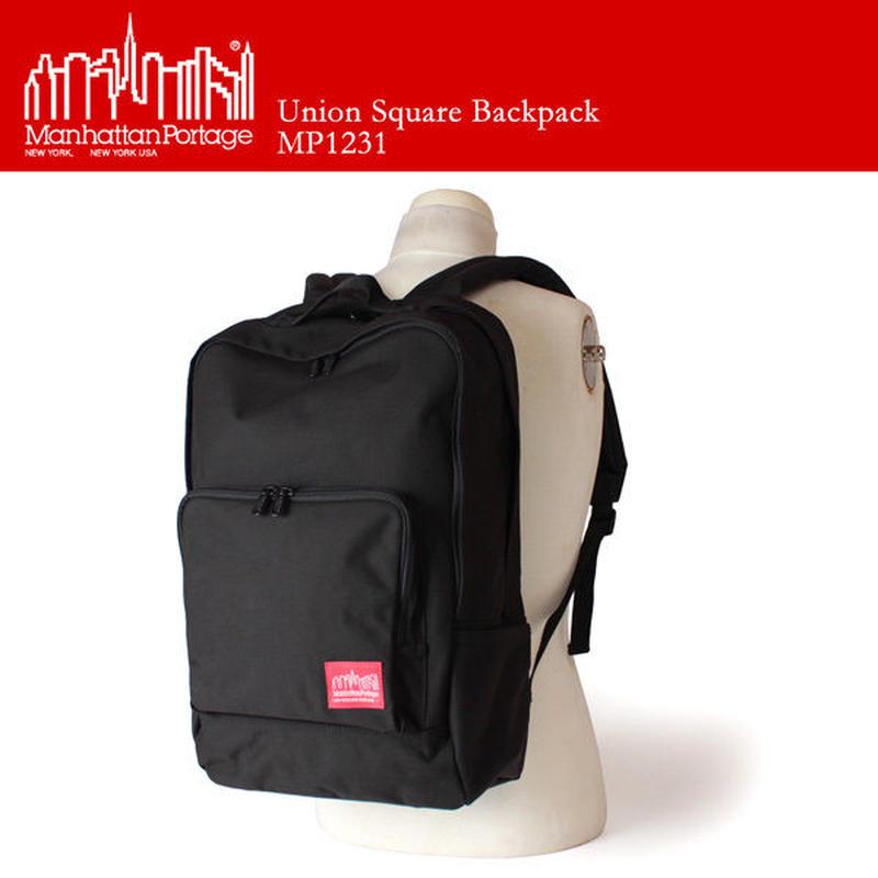 Manhattan Portage マンハッタンポーテージ リュック リュックサック ユニオンスクエアバックパック デイパック Union Square Backpack MP1231