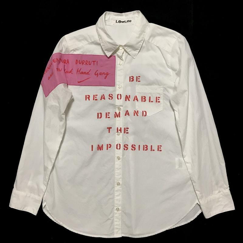 BE REASONABLEシャツ レディースM ホワイト