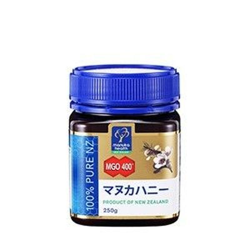マヌカヘルス マヌカハニー MGO100+  250g