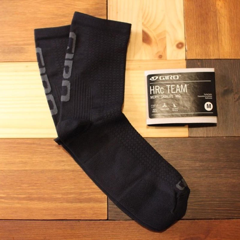 GIRO HRc TEAM Socks Medium Black