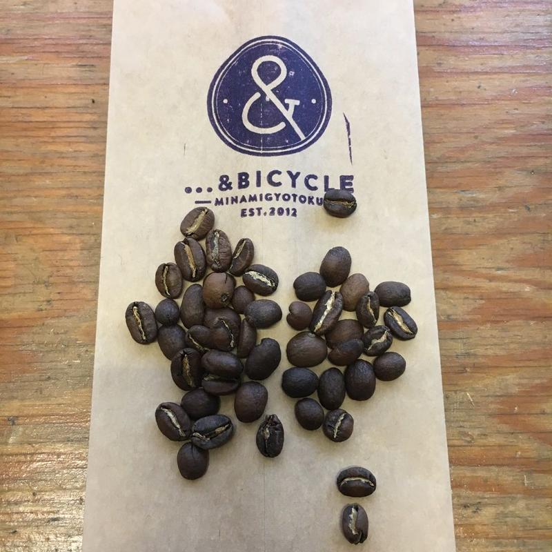 """Connect Coffee """"Spring BLEND"""" W/...&Bicycle(豆100g)"""