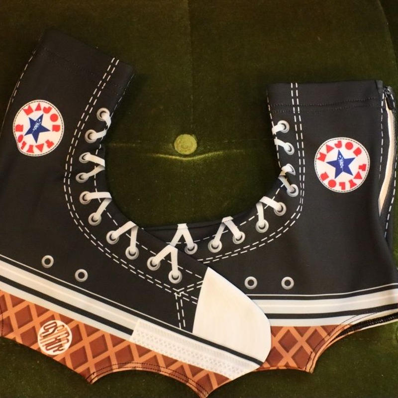 OSTROY Chuck taylor Shoes Cover