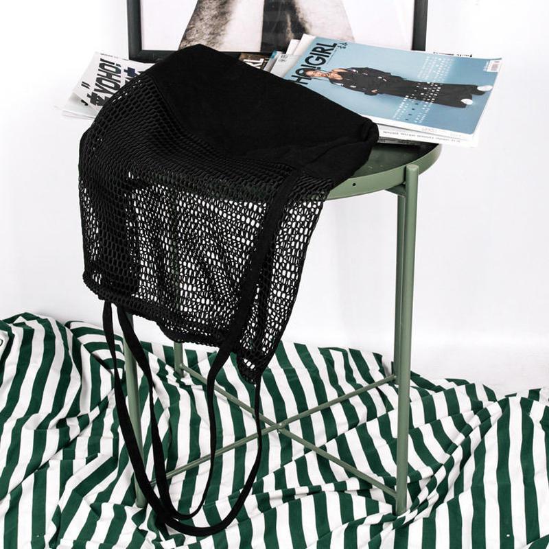 2color mesh tote bag/2カラー メッシュ トートバッグ
