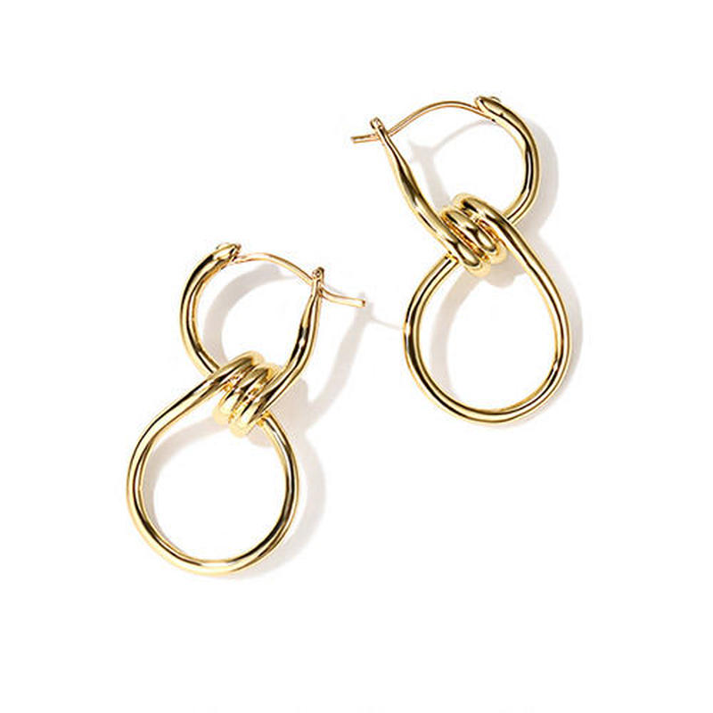 chain earrings/チェーン ピアス