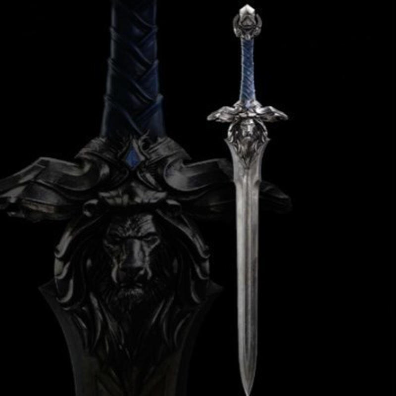 模造刀 輸入 コスプレ 120cm  剣 WOW ロイヤルガーディアンズ