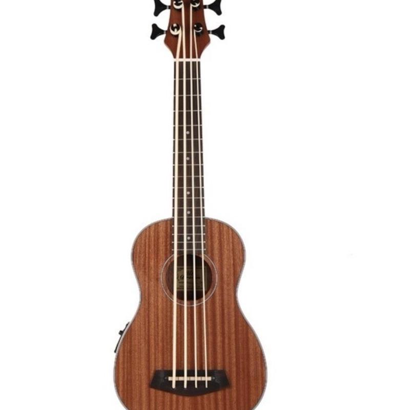 エレキギター 4弦 30インチ クローズド ウクレレ 本体のみ