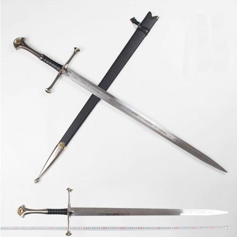 模造刀 輸入 ロングソード 132cm ステンレス コスプレ コレクション