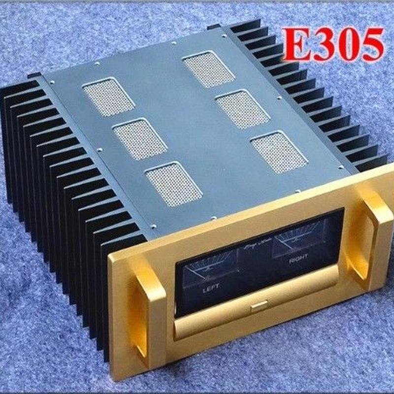 パワーアンプ デュアル差動入力 N-020 A7リファレンス E305