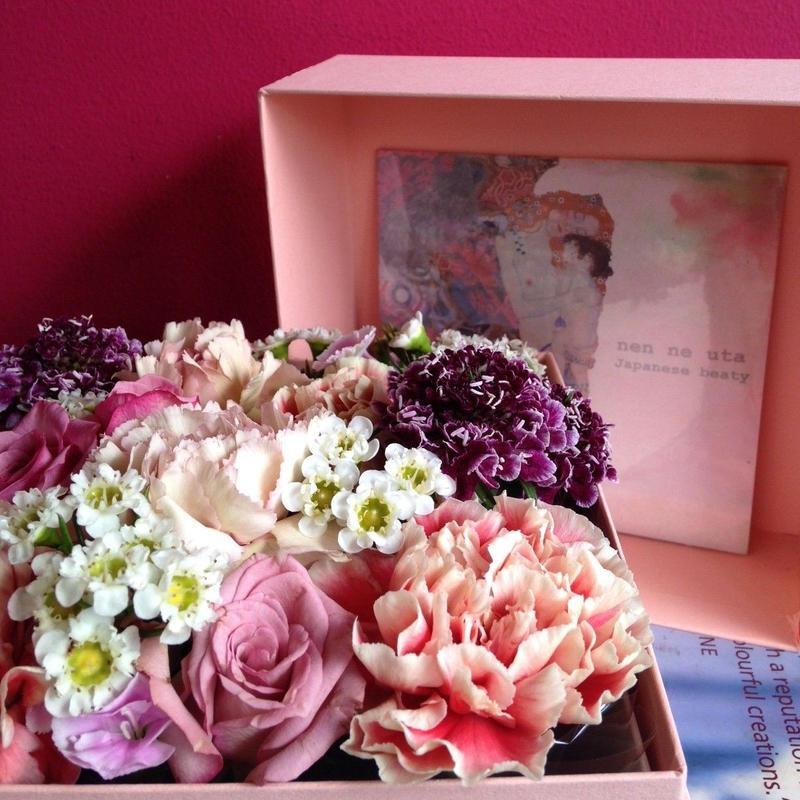 Flower box(子守唄CD付)