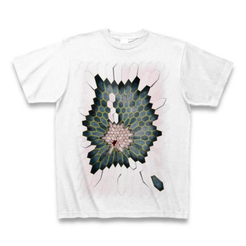 Hex1 ・Tシャツ 白