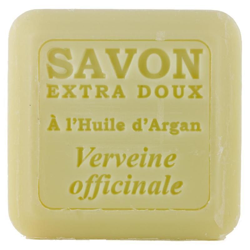 アルガンオイルソープ 100g バーベナ -Plantes&Parfums-