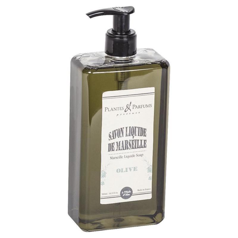 マルセイユボディソープ 500ml オリーブ -Plantes&Parfums -