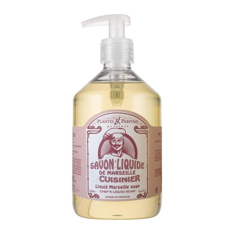 リキッドハンドソープ 500ml シェフ -Plantes&Parfums-