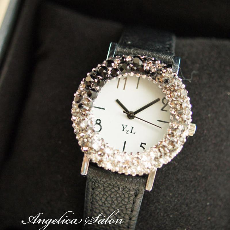 スワロフスキー グルーデコ  オーダーご相談ください 腕時計