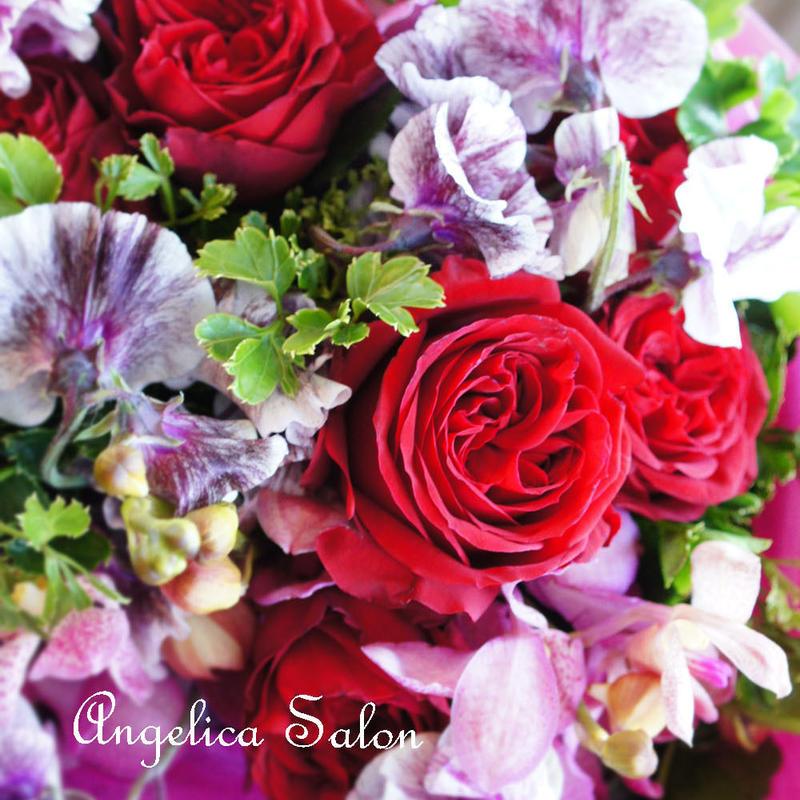 フレッシュフラワー花束