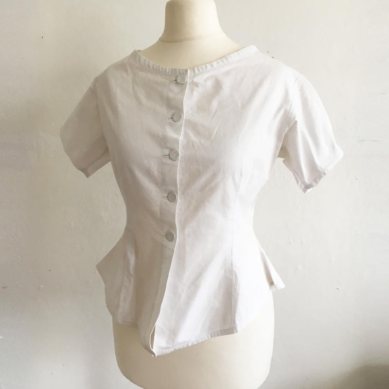 early 20th c. French blouse