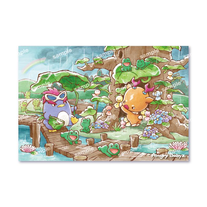 ポストカード【no.2】