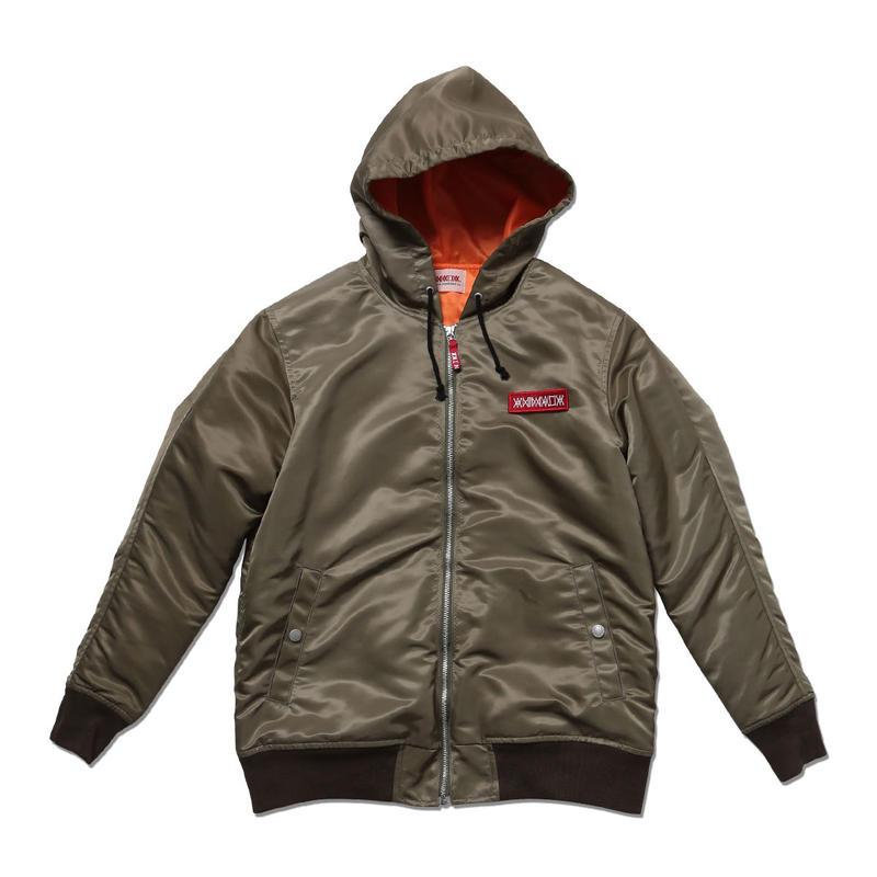 AMA Hood Jacket