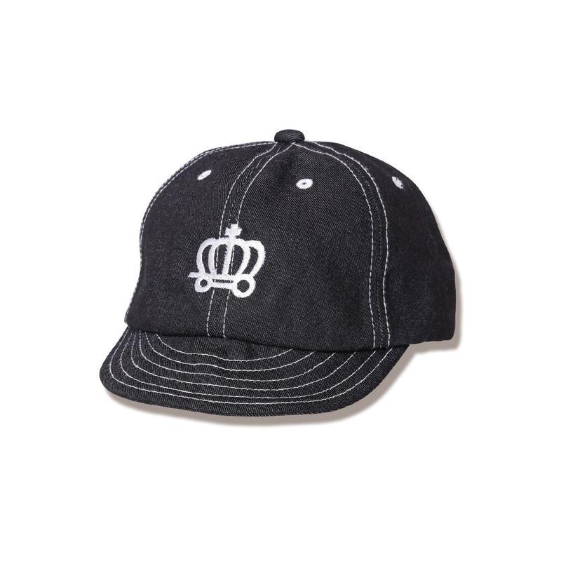 SHORT BRIM BB CAP : ROYAL RUSTIC