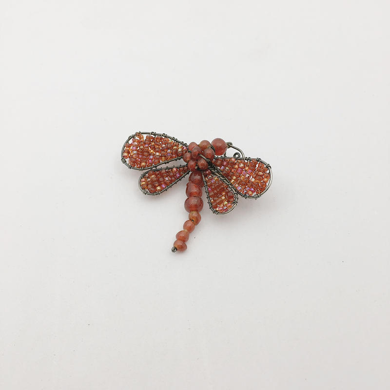 antique Dragonfly brooch
