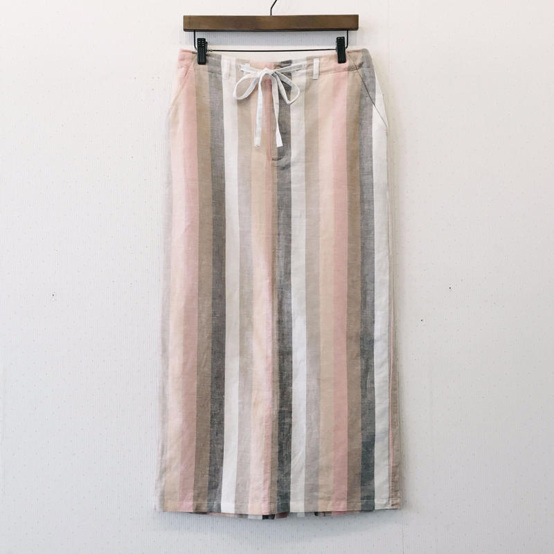 used Stripe skirt