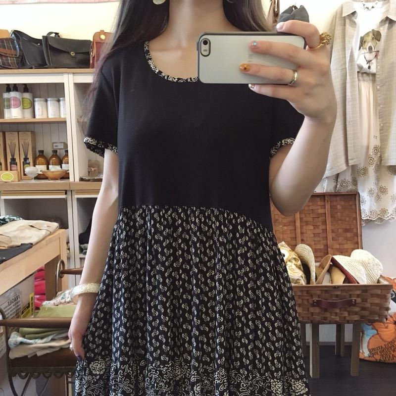 used cotton dress