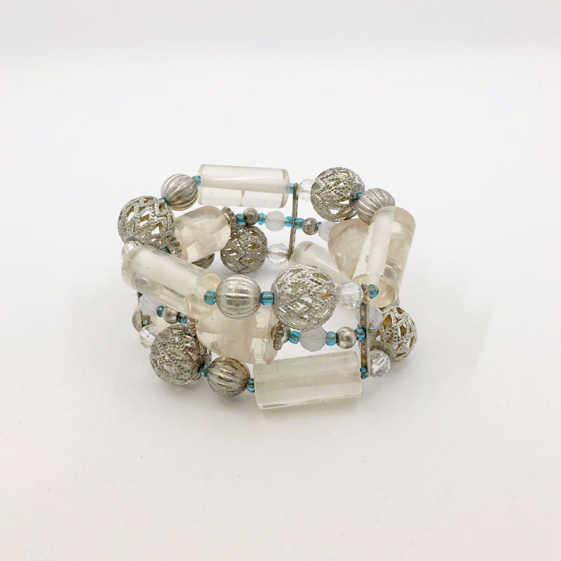 used clear bangle