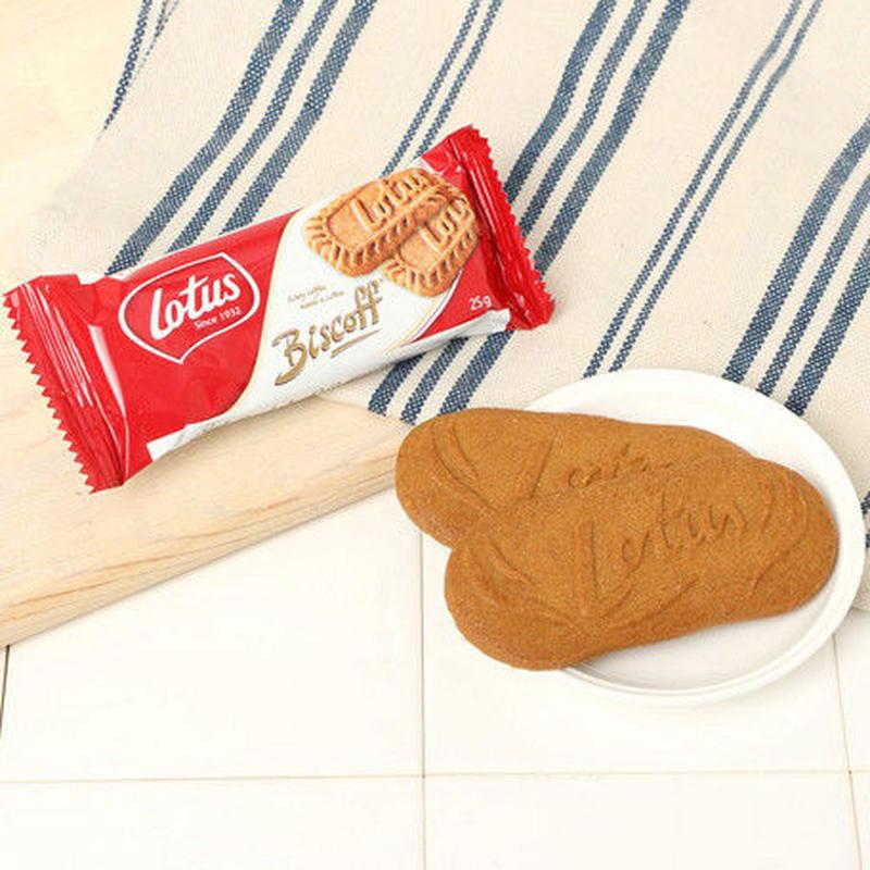 Lotus caramel biscuit