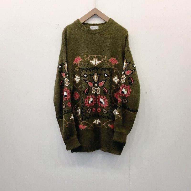 used native knit