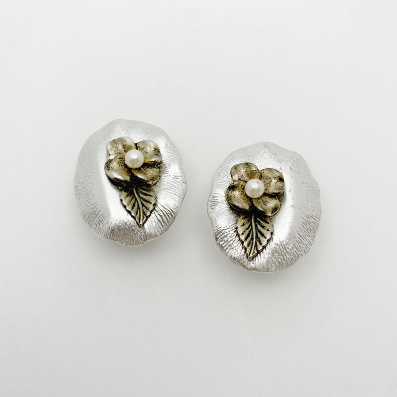 used gold earring