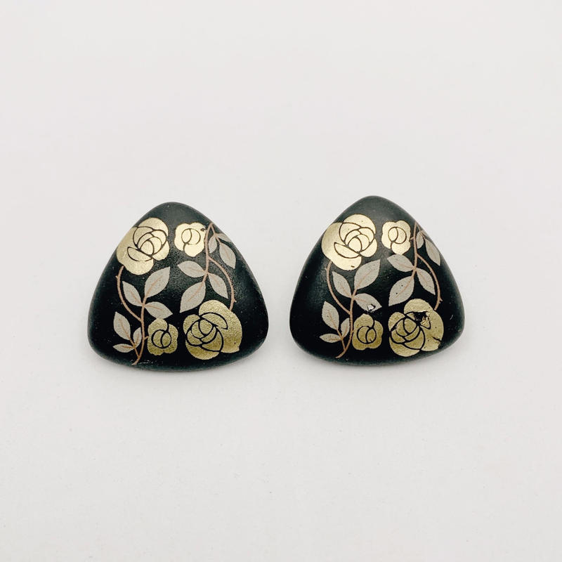 used painting earring