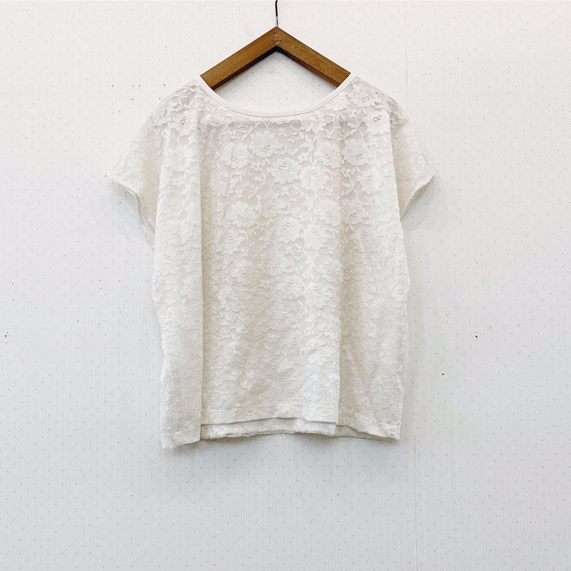 used lace Tshirt