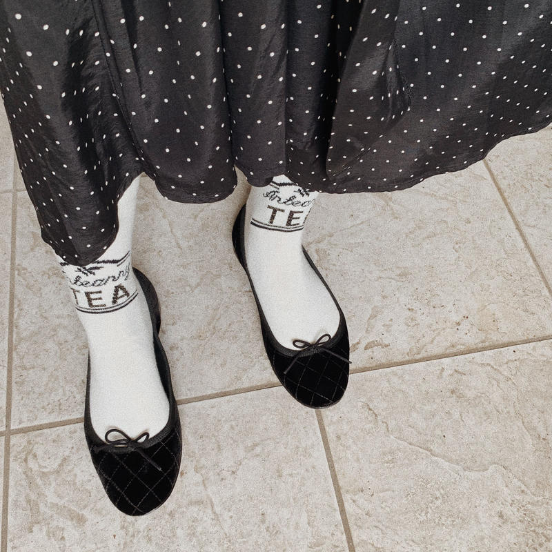 Anteanny socks (sesame)