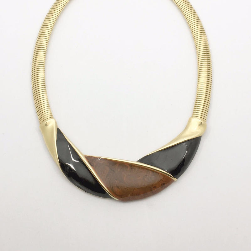 used 80s necklace