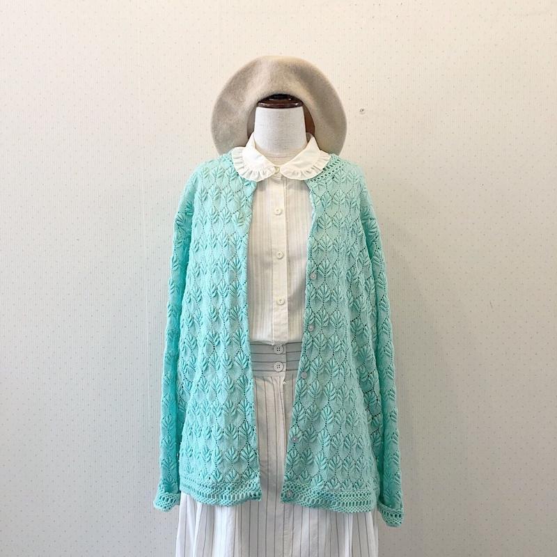 used spring cardigan