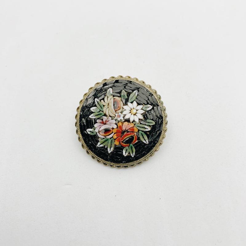 used flower broach