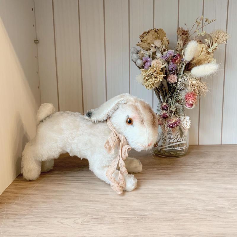 antique Steiff rabbit