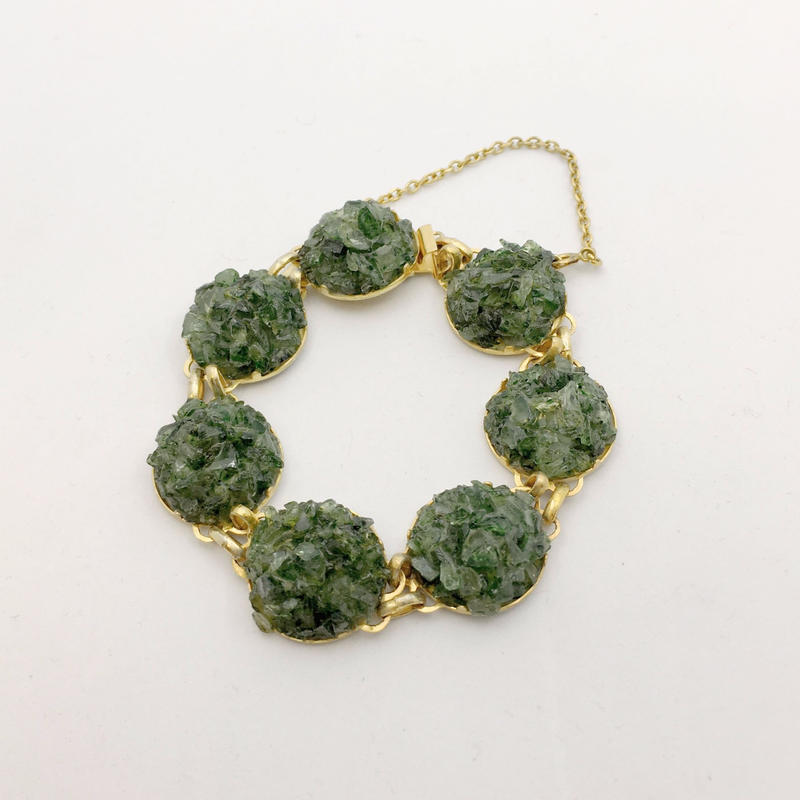 used stone bracelet
