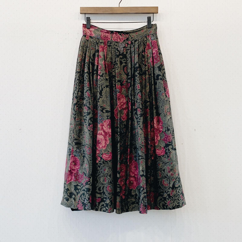 used  flower  skirt