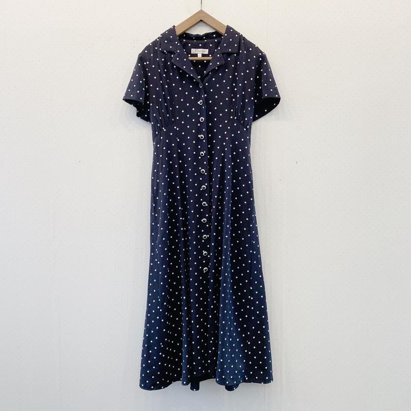 used dot dress
