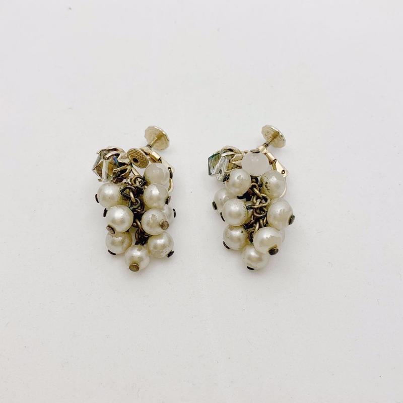 used beads earring