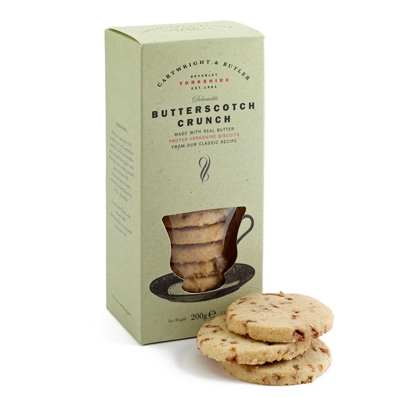 CARTWRIGHT & BUTLER biscuit