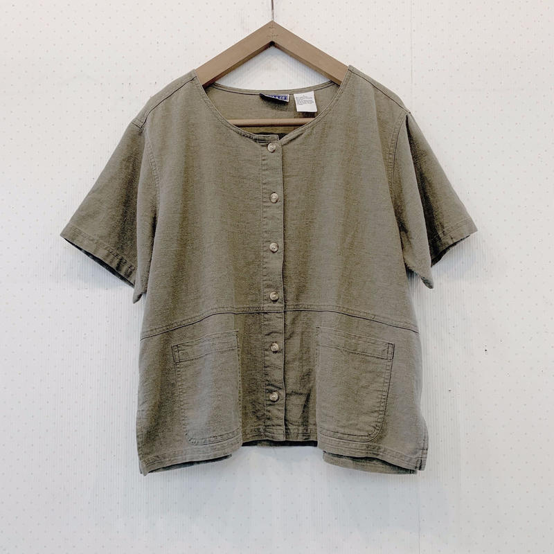 used linen tops