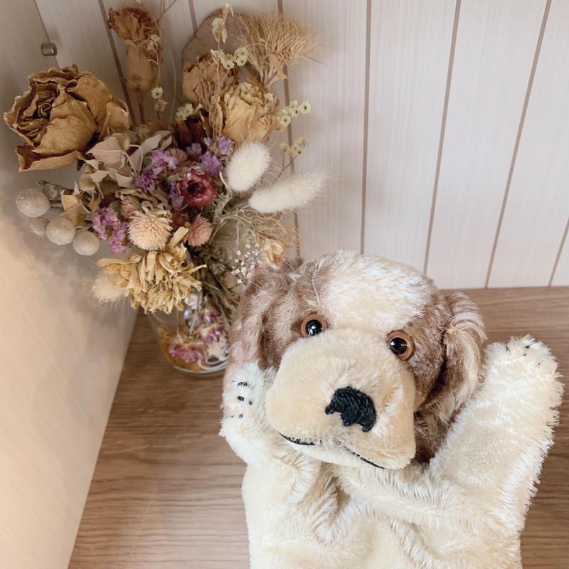 antique puppet Steiff
