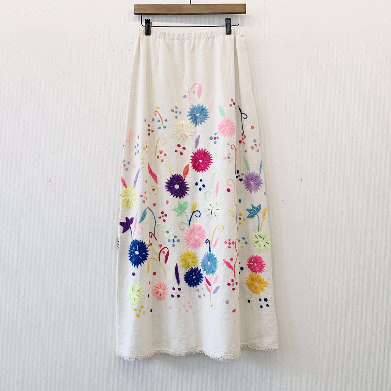 used 70s skirt