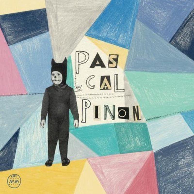 pascal pinon – pascal pinon (CD)