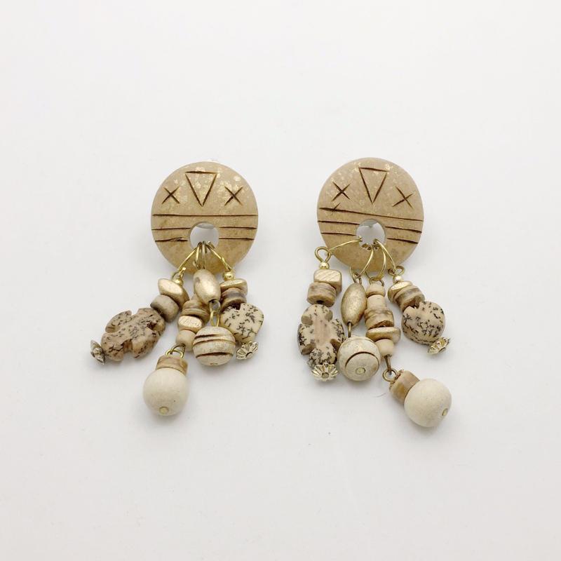 used native earring