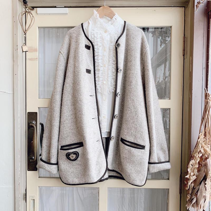 used wool jacket