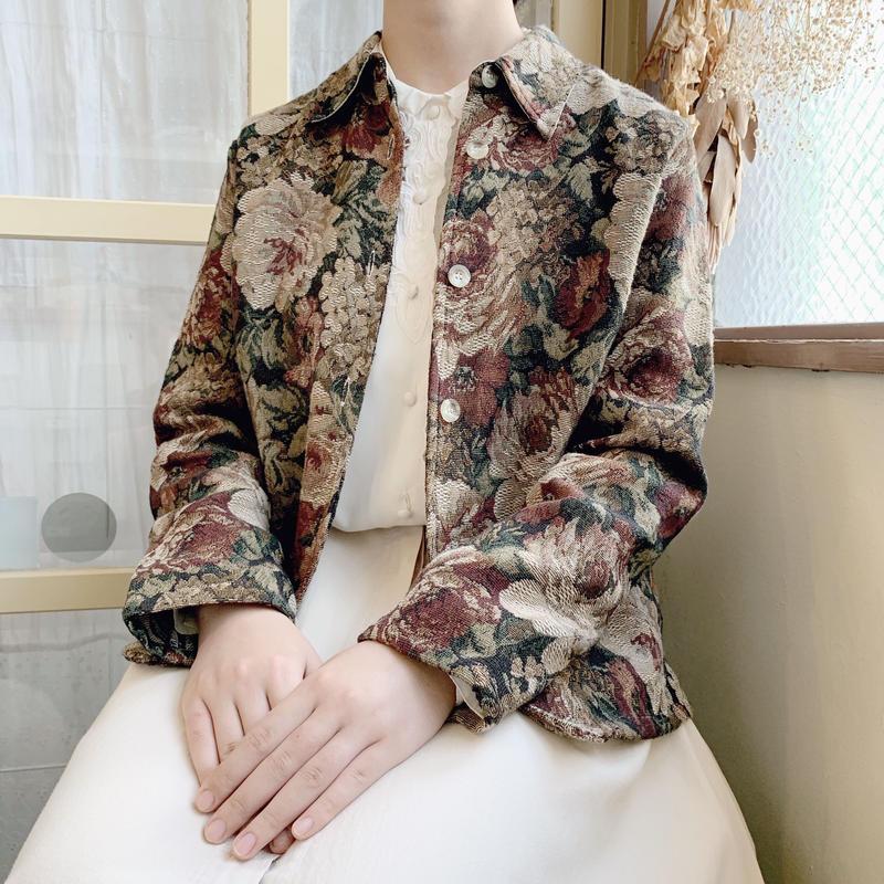 used gobelins jacket